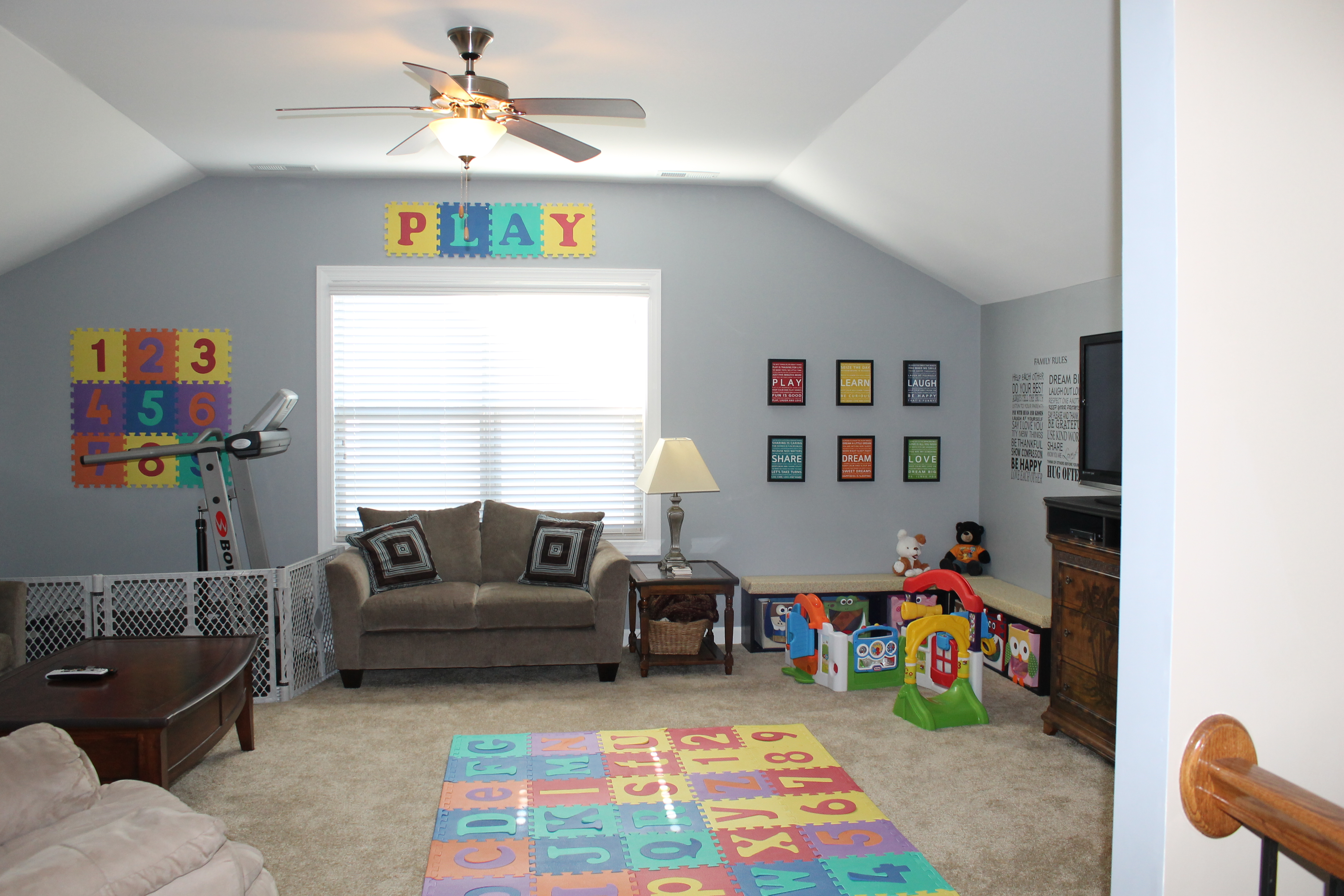 Learning houston roads tolls housetonian for Rug for kids room
